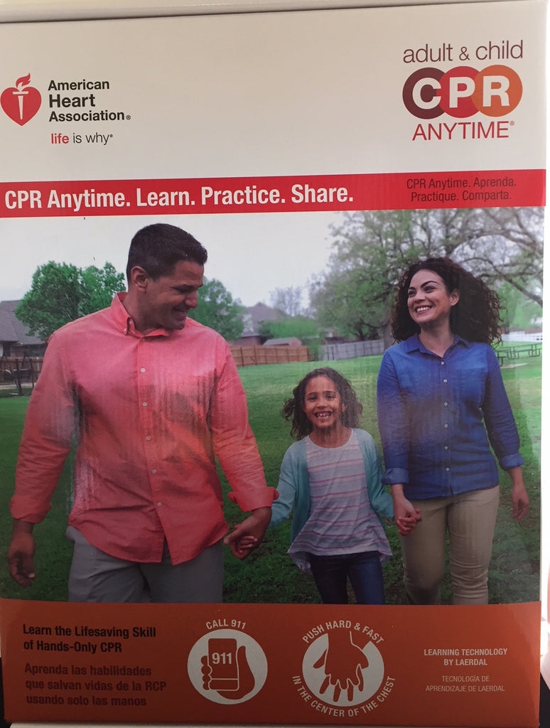 Adult & Child CPR Anytime®
