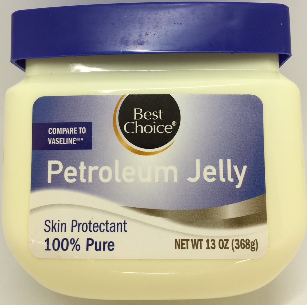 Petroleum Jelly - 13 Oz - Best Choice - Certified (510-029) 1/pkg