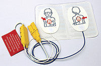 HeartStart FR2 AED Trainer Pediatric Training Pads   (M3871A)