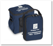 Prestan AED Tainer Carry Case - Blue Bag