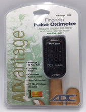 Pulse Oximeter Fingertip ADC Advantage 2200 (12-2200ADC)