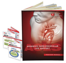 Advanced Cardiovascular Life Support (ACLS) Provider Manual (15-1005)
