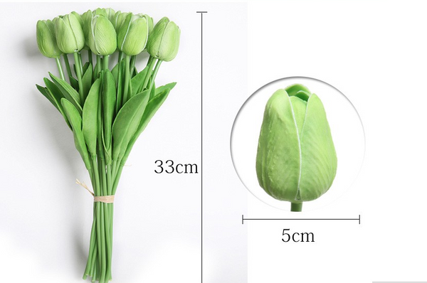 31 Tulipes artificielles