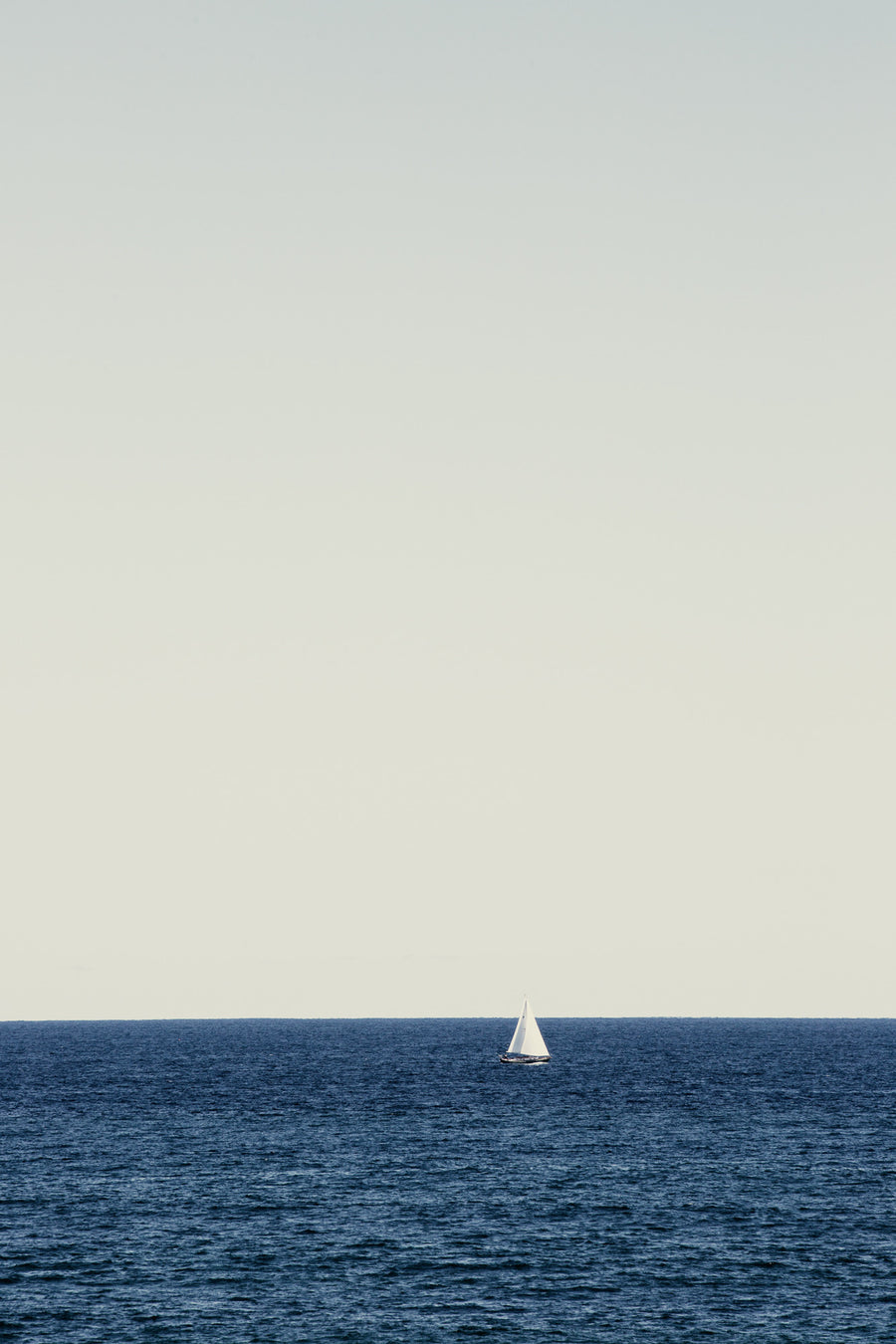 Block Island Sailboat