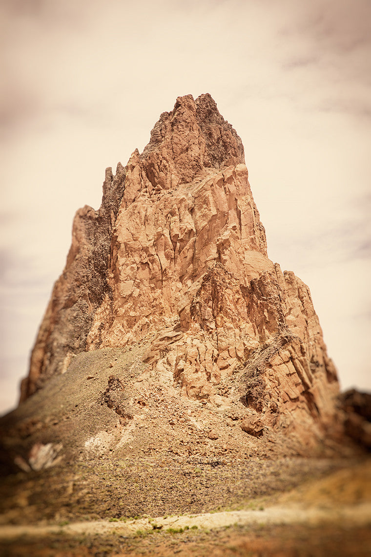 Agathla Peak Monument Vertical