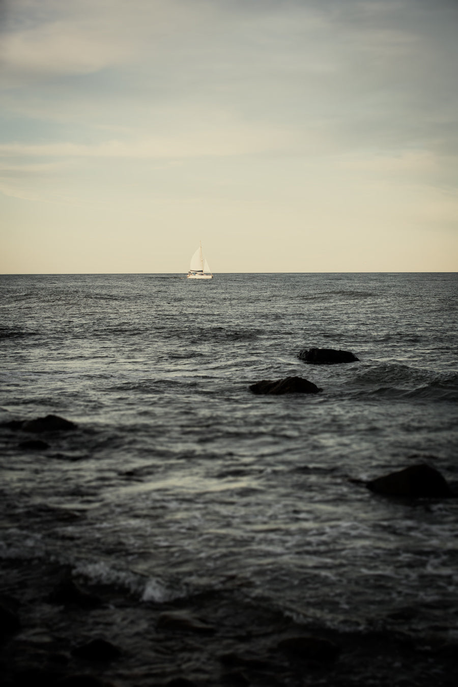 Montauk Sailboat
