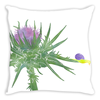 Going Out on a Limb Throw Pillow