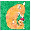 Share the Joy with Foxes Holiday Greeting Cards