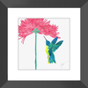 Hummingbird Heartbeat Framed Print