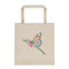 Butterfly Breakfast Tote bag