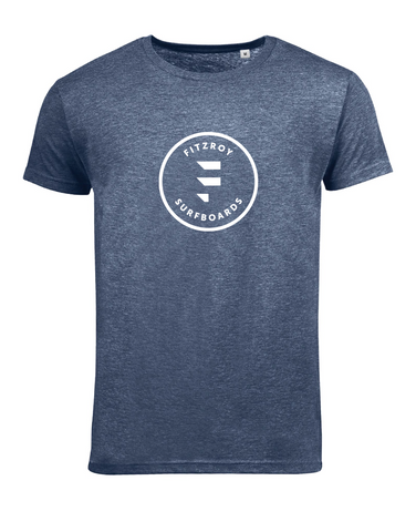 Heather Navy T-Shirt