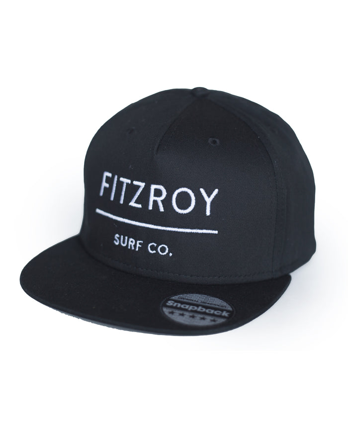 Fitzroy 5 Panel Retro Cap