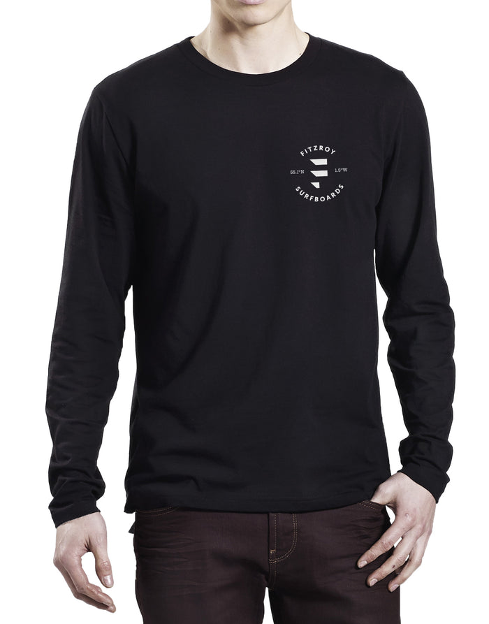 Stag  Unisex Long Sleeve Tee