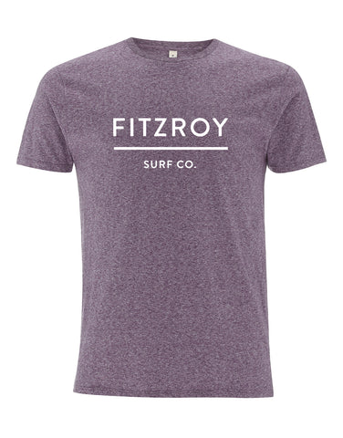 Fitzroy Yarn Effect T-Shirt