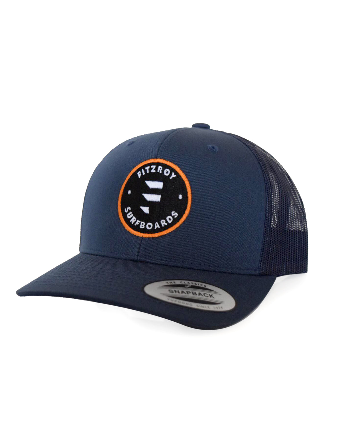 Fitzroy Surfboards Trucker Cap