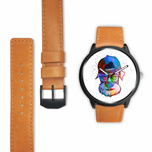 Cool Abstract Schnauzer Watch | Unique Designed Watch | Watch | Great Latin Clothing