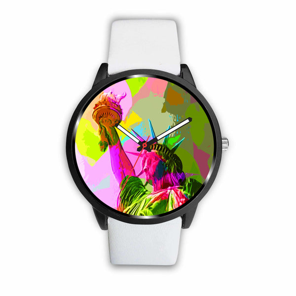 Statue of Liberty Watch | Unique Designed Watch | Mens Fashion | Guys Clothing Only