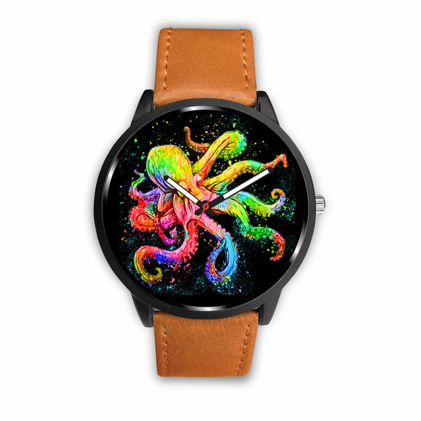 The Mighty Kraken Abstract Watch | Unique Designed Watch | Mens Fashion | Guys Clothing Only