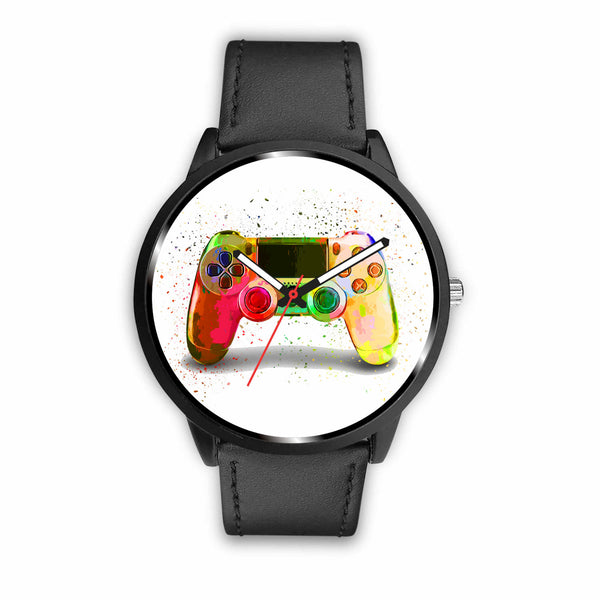 Gamer Abstract Watch | Unique Designed Watch | Mens Fashion | Guys Clothing Only