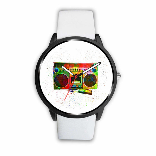 Boombox Forever Watch | Unique Designed Watch | Mens Fashion | Guys Clothing Only