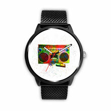 Boombox Forever Watch | Unique Designed Watch | Watch | Great Latin Clothing