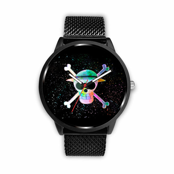Straw Hat Pirates Forever Watch | Unique Designed Watch | Mens Fashion | Guys Clothing Only