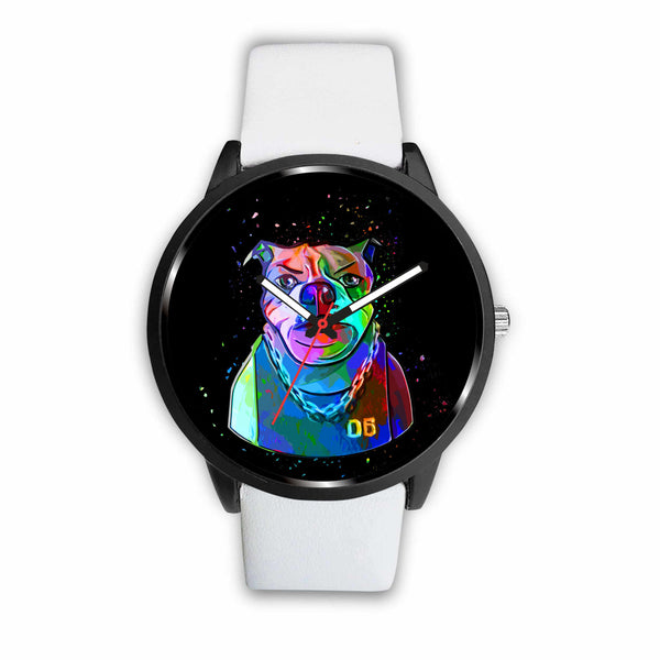 Street Bulldog Watch | Unique Designed Watch | Mens Fashion | Guys Clothing Only