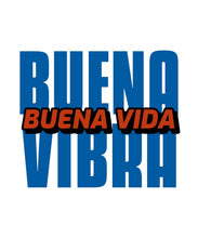 Buena Vibra Buena Vida Unisex Hoodie - Great Latin Clothing