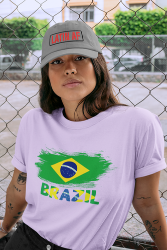 Brazil Flag Unisex T-Shirt | Tshirt | Great Latin Clothing