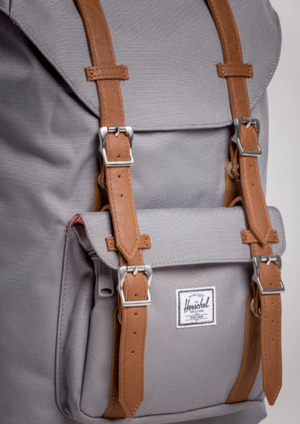 Herschel Supply Co Little America Mid Volume | Mens Fashion | Guys Clothing Only