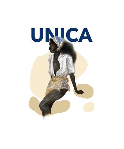 Unica t-shirt |  | Great Latin Clothing