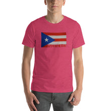 Puerto Rico Flag Unisex T-Shirt | Tshirt | Great Latin Clothing