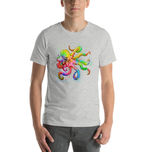 Kraken / Octopus Short-Sleeve T-Shirt | Tshirt | Great Latin Clothing