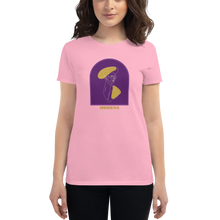 Morena and Proud Women's short sleeve t-shirt - Great Latin Clothing
