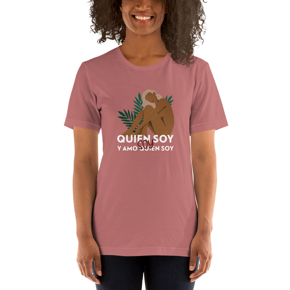Soy Quien Soy Unisex T-Shirt - Great Latin Clothing