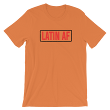 Latin AF Unisex T-Shirt | Tshirt | Great Latin Clothing