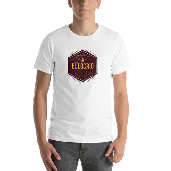 El Locrio Store T-Shirt | Camiseta Apera | Dominican Tee | Mens Fashion | Guys Clothing Only