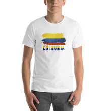 Colombia Flag Unisex T-Shirt | Tshirt | Great Latin Clothing