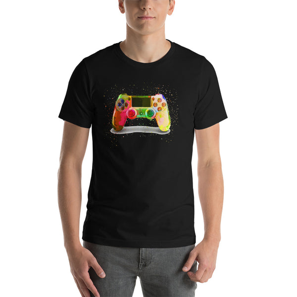 Gamers Gonna Game Short-Sleeve Unisex T-Shirt | Mens Fashion | Guys Clothing Only