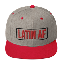 Latin AF Snapback Hat | Hats | Great Latin Clothing