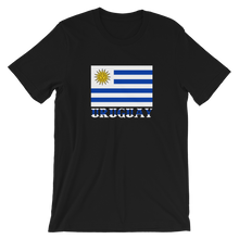 Uruguay Flag Unisex T-Shirt | Tshirt | Great Latin Clothing