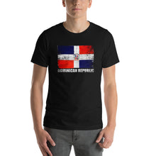 Dominican Republic Flag Unisex T-Shirt | Tshirt | Great Latin Clothing