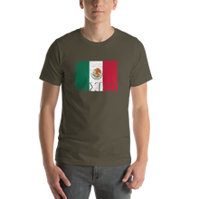 Mexico Flag Unisex T-Shirt | Tshirt | Great Latin Clothing