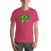Brazil Flag Unisex T-Shirt - Great Latin Clothing