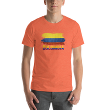 Colombia Flag Unisex T-Shirt - Great Latin Clothing