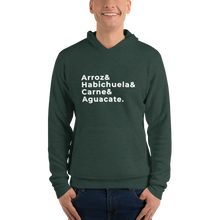 Arroz Habichuela Carne Aguacate |  Dominican Hoodie | Hoodies | Great Latin Clothing