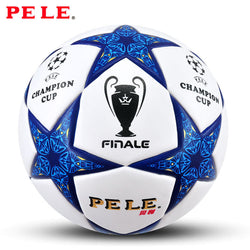 NEW STYLE  champions league football PELE  soccer ball seamless PU granules slip-resistant  size 5 Football