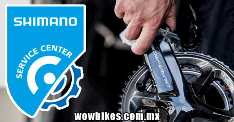 WowBikes Shimano Service Center