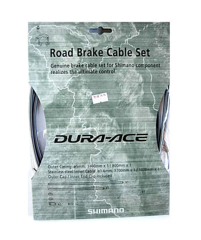 Cables y Fundas Freno Shimano Dura-Ace Kit
