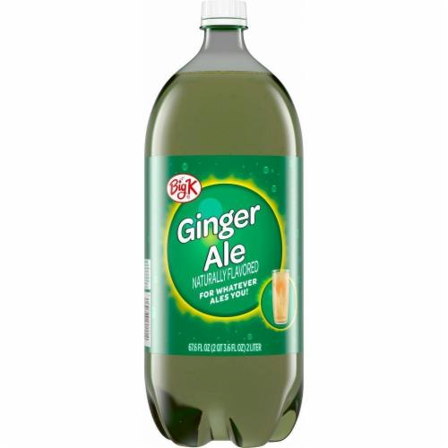 BIG GINGER ALE 360ML.